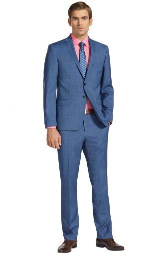 Granatowy Garnitur 899 90 Vistula Pl Wedding Suits Suits Jackets