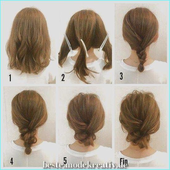 46 Peinados sencillos de bricolaje excepcionalmente hermosos que puedes convertir rápidamente en una diva »Beste.modekreativ.de