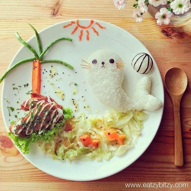 الرسم-بالطعام13