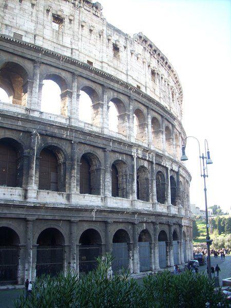 Il Colosseo - Roma - Italia