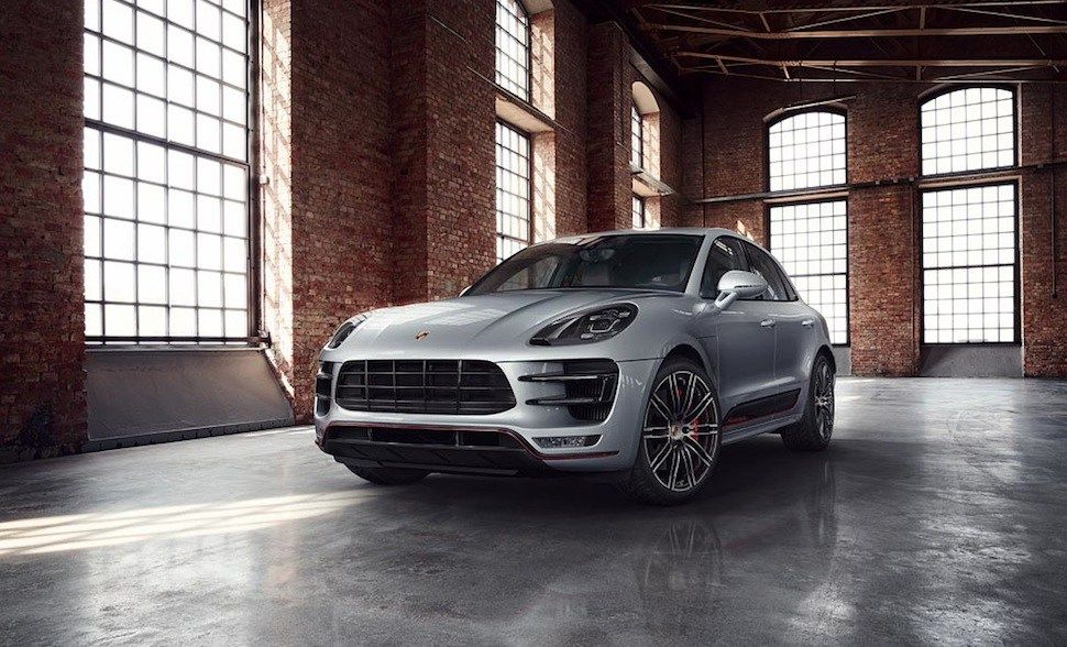 New 2018 Porsche Macan Turbo Exclusive
