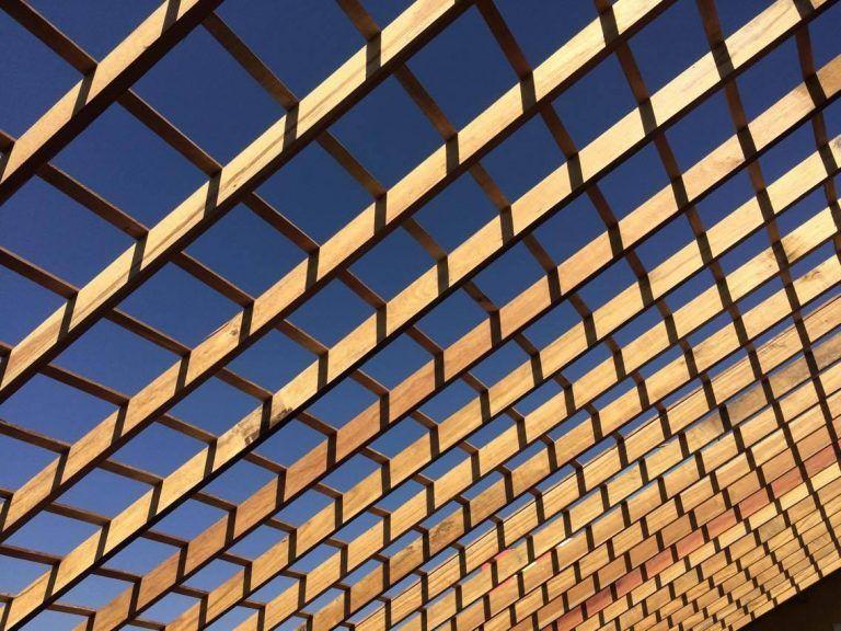 Madeiramento Para Telhado Estrutura De Concreto Armado Caixa De