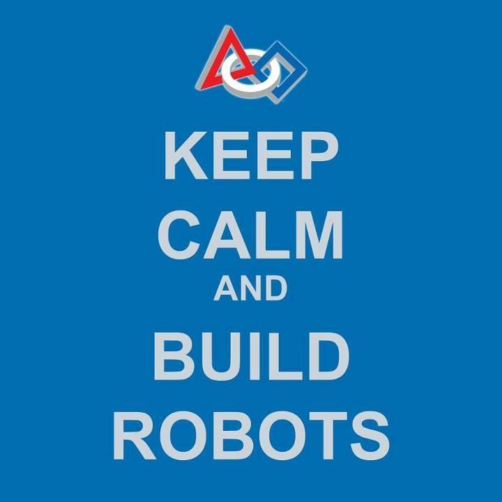 Keep Calm And Build Robots Inspirational Quotes Pinterest