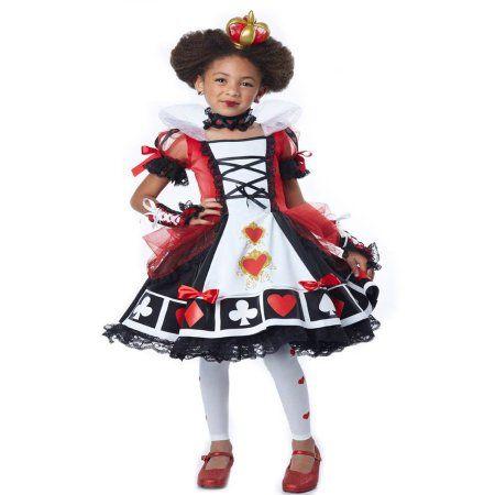 queen of hearts child halloween costume pageants pinterest child halloween costumes and products - Pageant Girl Halloween Costume