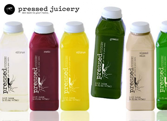 Pressed Juicery's Holiday Juice Cleanse Deal #CyberMonday #detoxdrinks