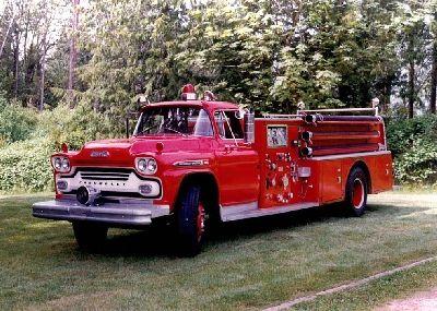 1959 Chevorlet/Spartan 750/1000 (U0519)- Fenton Fire - Used