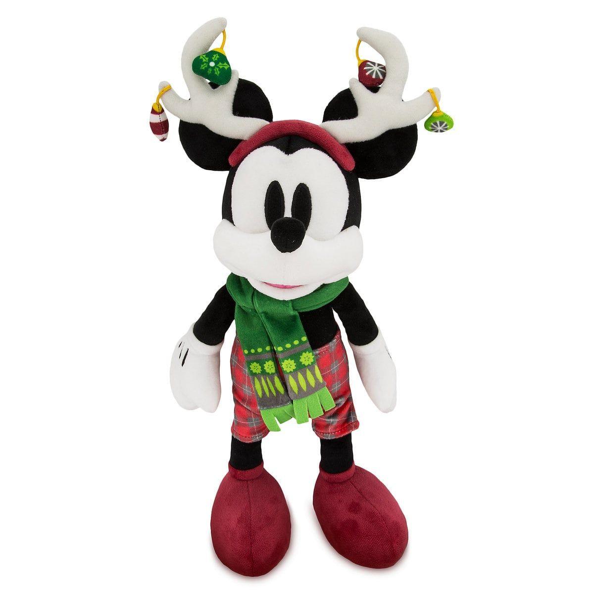 Disney Goofy Plush  Christmas 2018 Holidays Disney World Theme Parks NEW