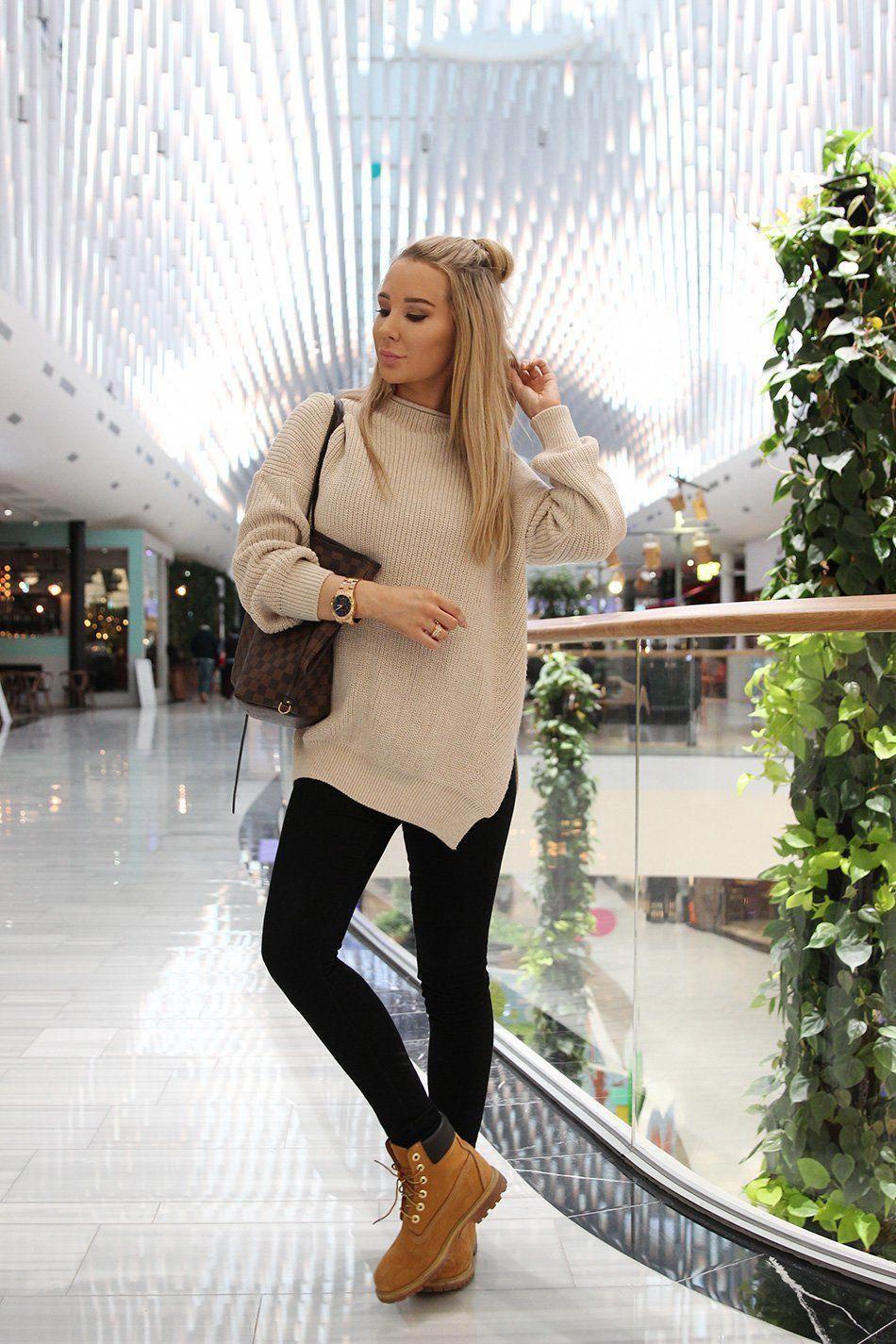 Timberland outfits women, Timberland