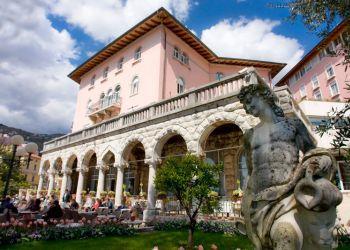 Opatija Istria Hotel Navis Beautiful Park Holiday Apartments