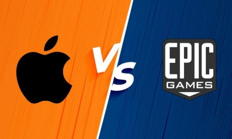إبيك قيمز و لعبة فورتنايت في مواجهة آبل القص ة الكاملة Epic Games Games Gaming Logos