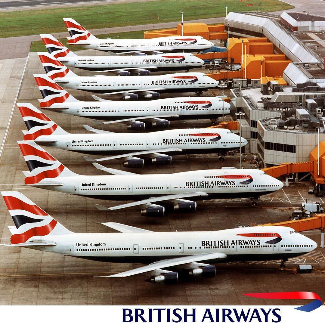 The Brand Tales On Instagram British Airways Flag Carrier Airline Of Uk In Terms Of Fleet Size It Is The British Airways British Airline Boeing Aircraft