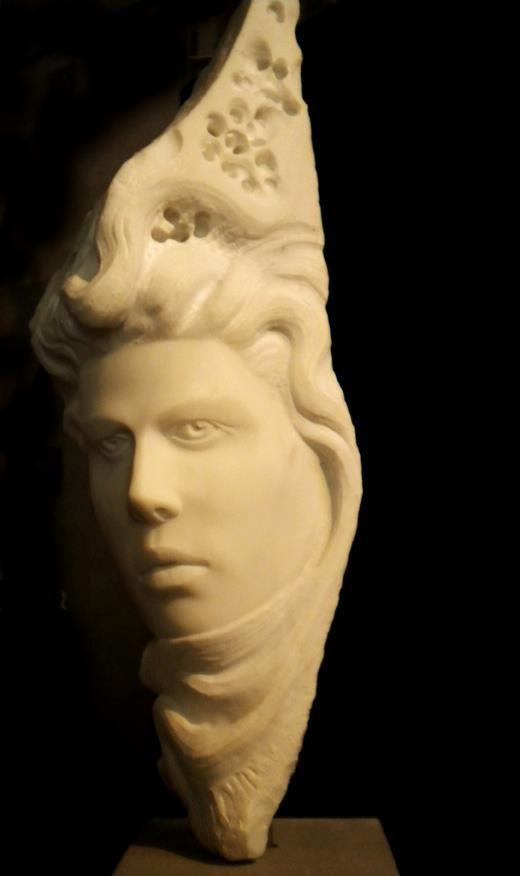 Elias Naman, 1980   Marble Figurative sculptor   Tutt'Art@   Pittura * Scultura * Poesia * Musica  