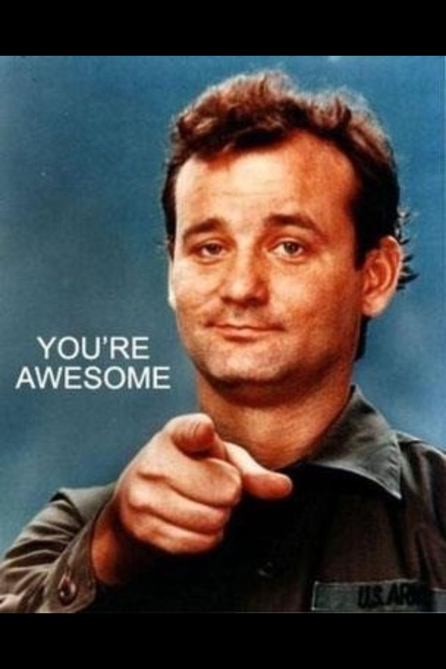 Your awesome!!!