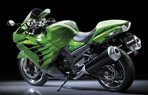 2012 Kawasaki Ninja ZX-14R AKA Busa Killer | ed2015zx14r | Pinterest ...