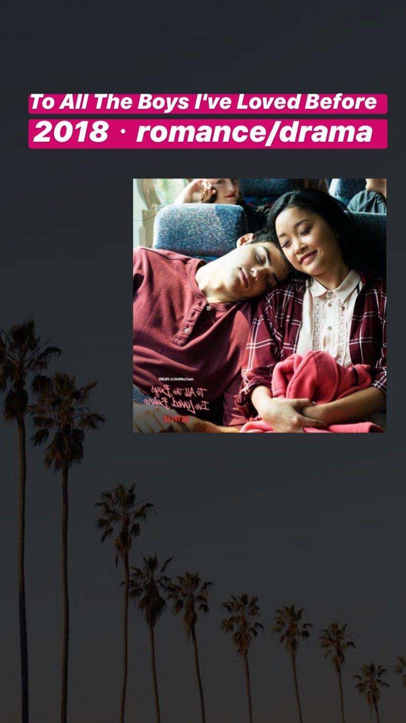 Film Romantis Barat 2018 : romantis, barat, Loved, Before, Romantis,, Barat,