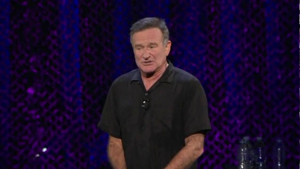 Robin Williams On The Vatican And Homosexuality Robin Williams - 14 hilarious inspiring quotes from robin williams