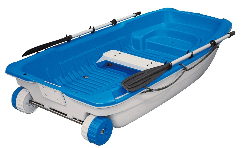 BIC Sport 245 Sportyak (Blue/White, 8 Feet x