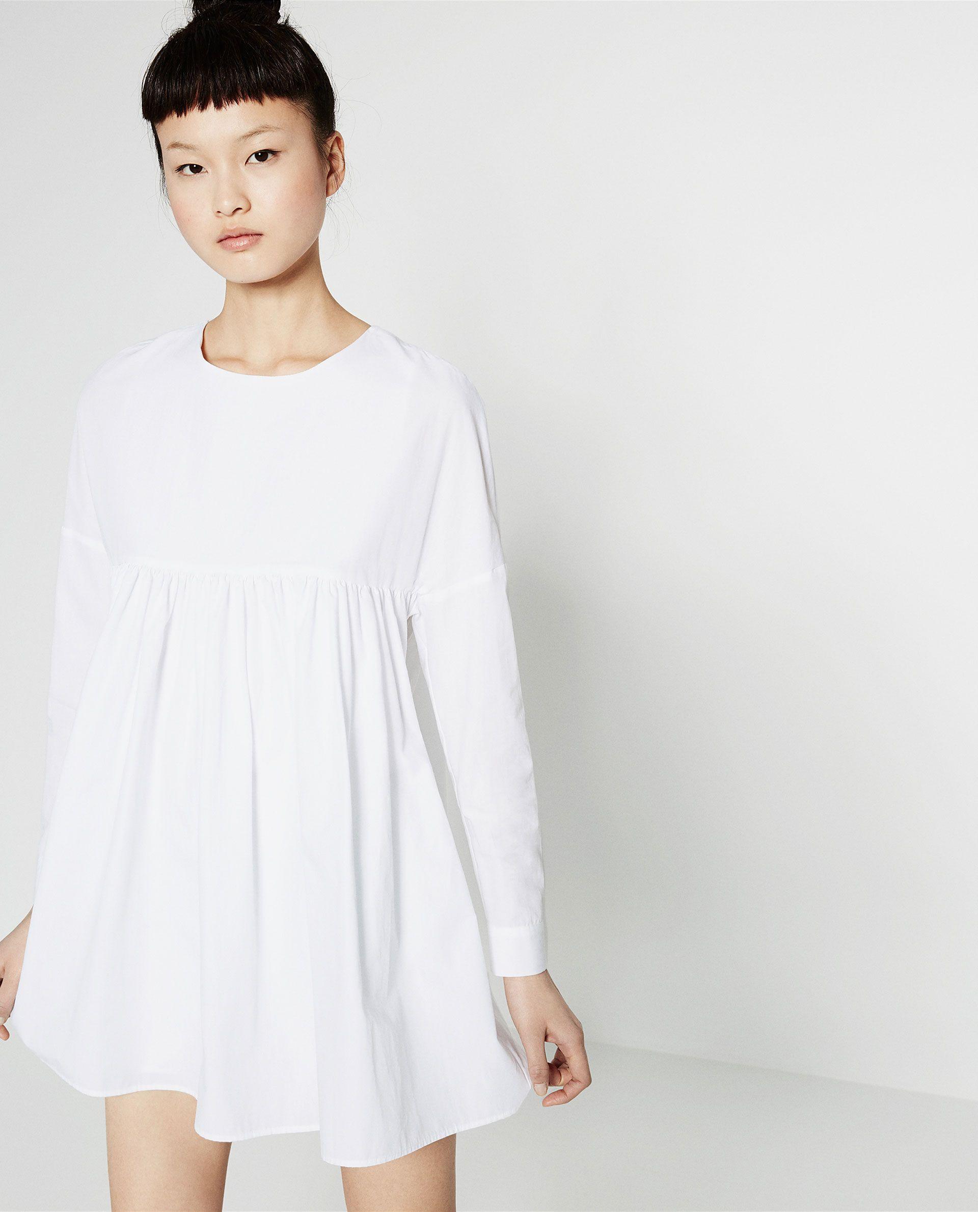 f0f90d54 JUMPSUIT DRESS WITH BACK BUTTONS-DRESSES-TRF | ZARA United Arab Emirates