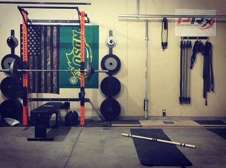 What would your home gym look like garage gym garage gym at