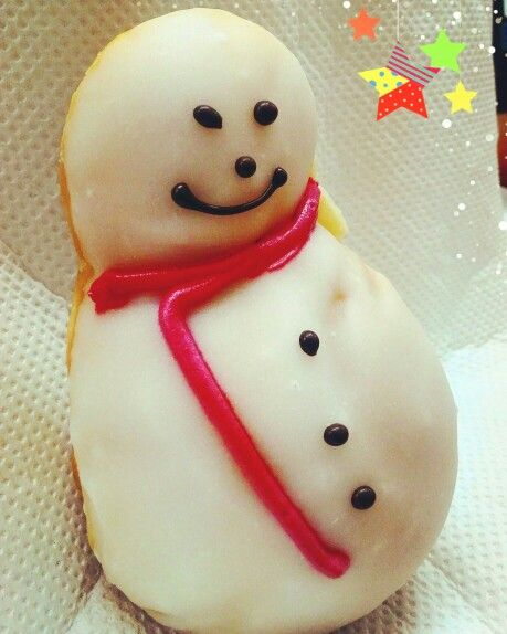 Olaf Krispy Kreme