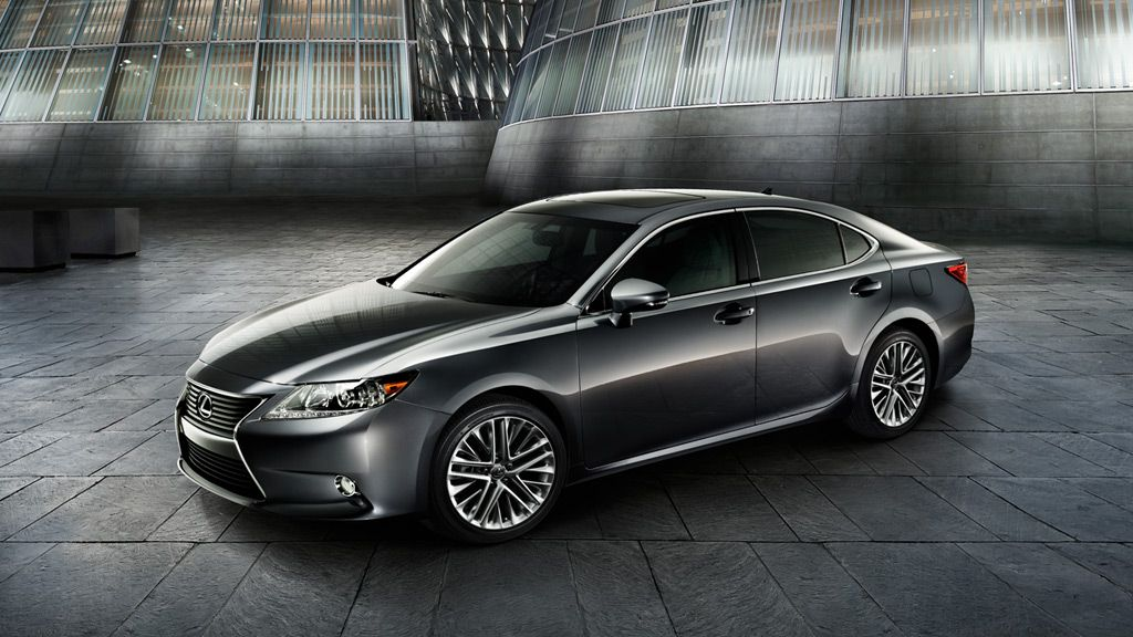 Photo Lookbook Full Screen Images Of 2017 Lexus Es 350 300h Hybrid
