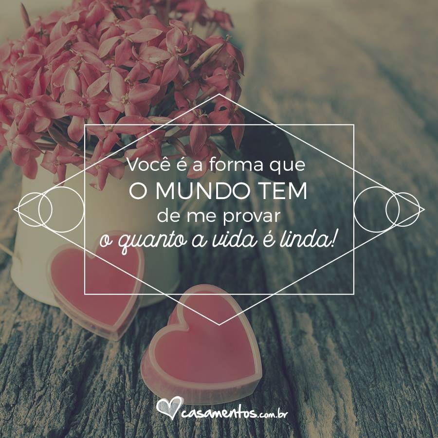 Frases Cheias De Carinho Para Você Compartilhar Com O Seu