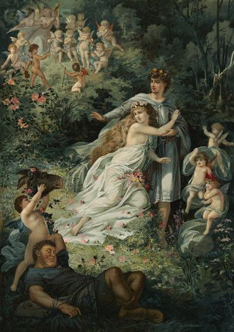 A Midsummer Night's Dream – Shakespeare's romantic comedies Essay