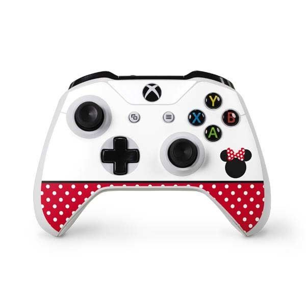 Minnie Mouse Symbol Xbox One S Controller Skin Minnie Mouse Xbox