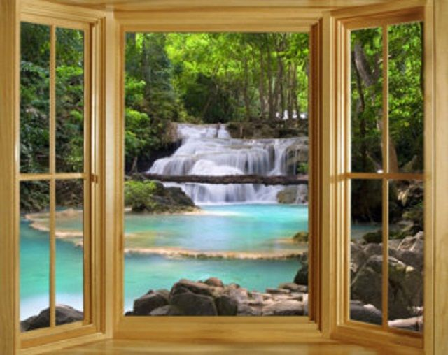 Image Of Animated Window Well Scenes » Picture 3
