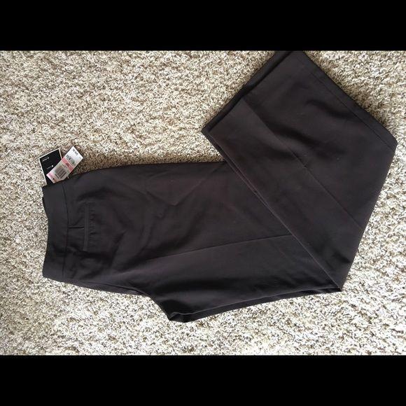 Alfani trousers.  10 petite. Brown trousers. 10P Alfani Pants Trousers