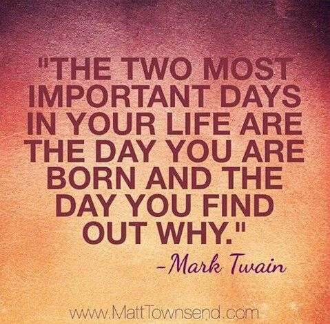 Mar Twain quote