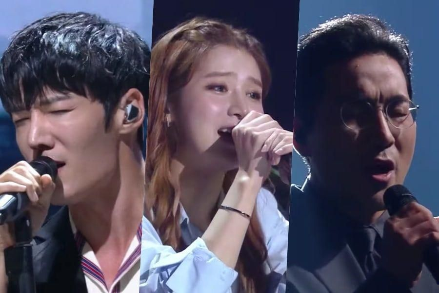 "Watch: Choi Jin Hyuk, Park Ju Hyun, And ""Zombie Detective"" Cast Show Their Vocal Chops On ""Immortal Songs"""