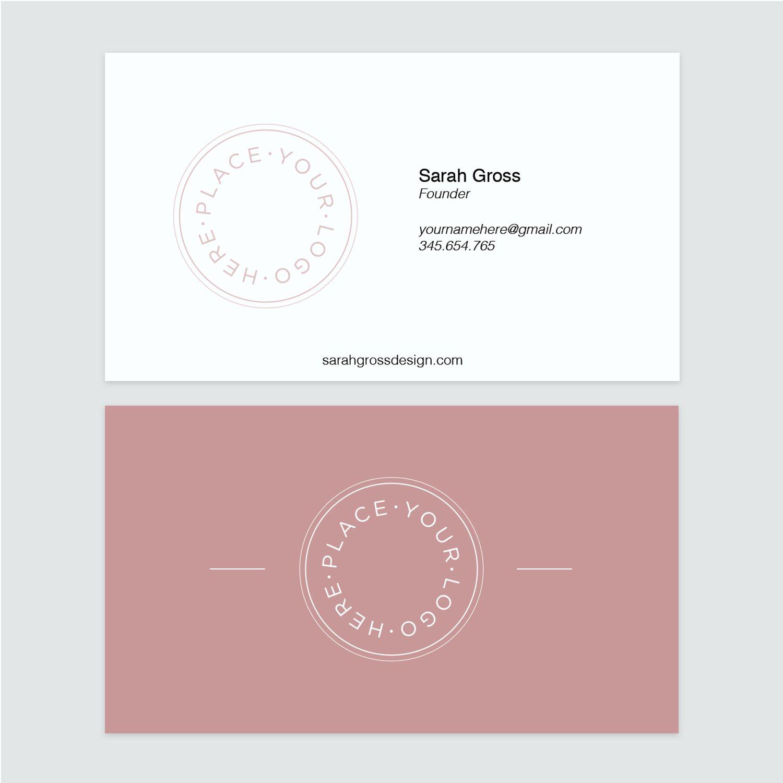 How To Design A Business Card Tips Tricks Sarah Gross Design Business Cards Diy Templates Printable Business Cards Free Printable Business Cards
