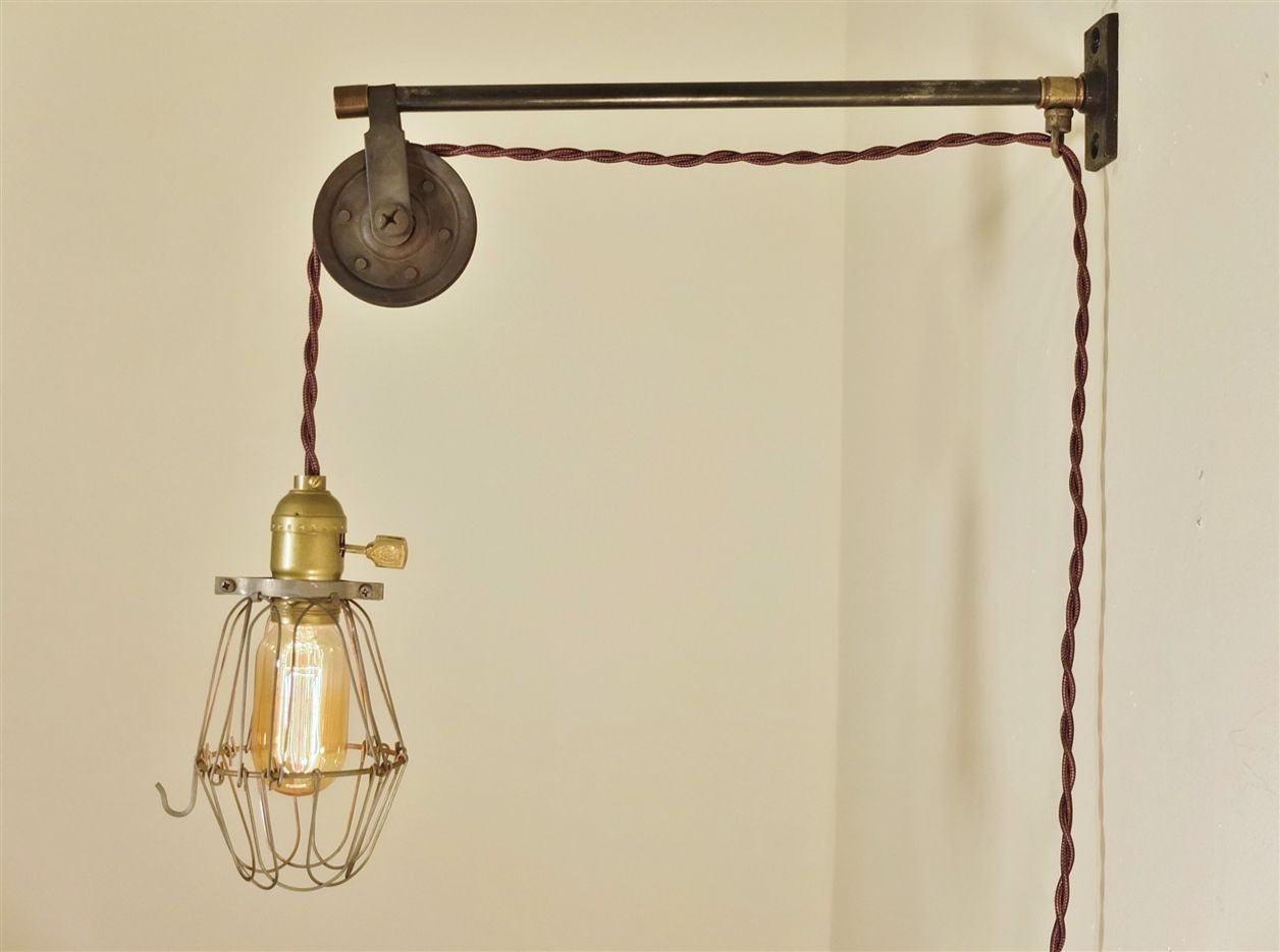 Wall Lamp Vintage Ideas To Lights Your Day Ideas De