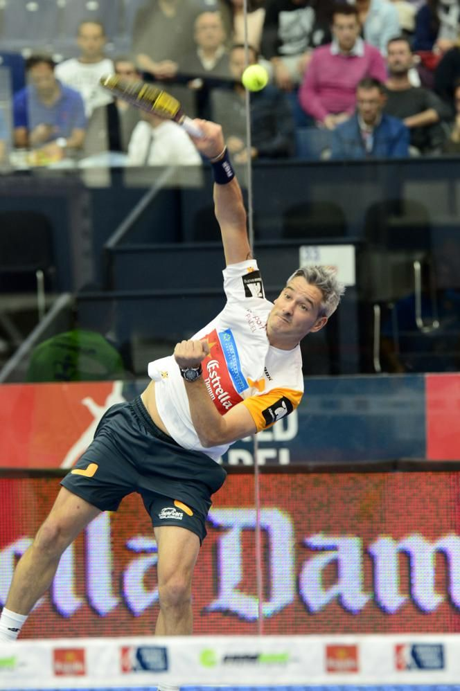 Miguel Lamperti World Padel Tour Padel Pinterest Sports