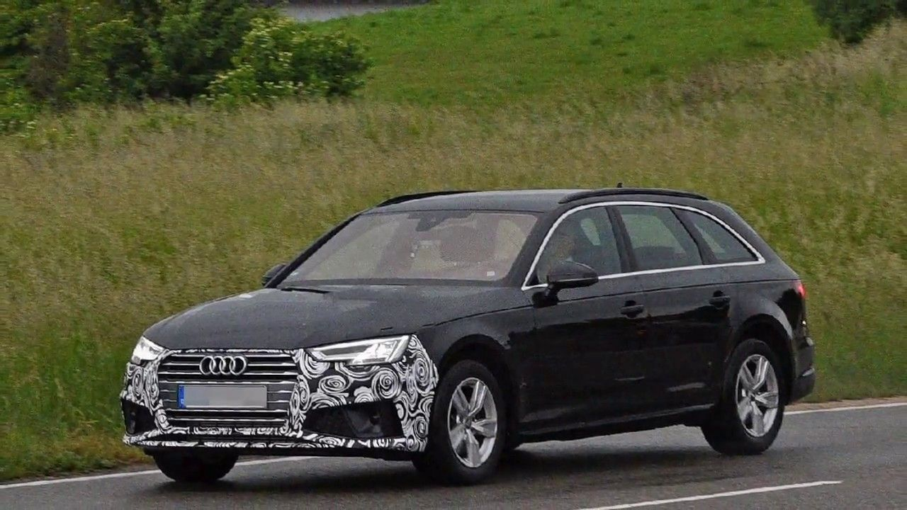 Breaking News 2020 Audi A4 Spied While Testing Its Facelift Getting New Tdi Engine Https Youtu Be Tovrngppcdc Subjectively I Consider 2020 Audi A4 Tdi Audi