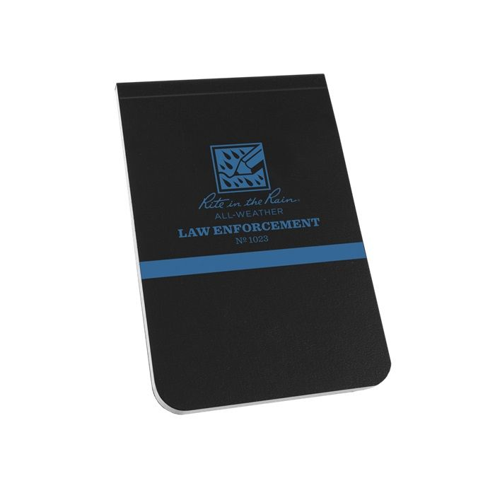 Rite In The Rain 1023 All Weather Law Enforcement Notebook 3 1 4