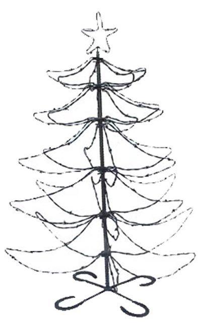 christmas tree - Wire Christmas Tree