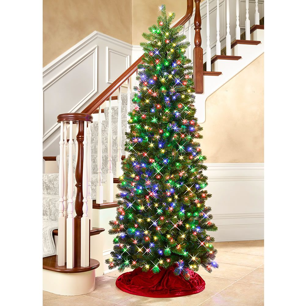 92fac03c4e4 The Tight Space 7  Christmas Tree - Hammacher Schlemmer