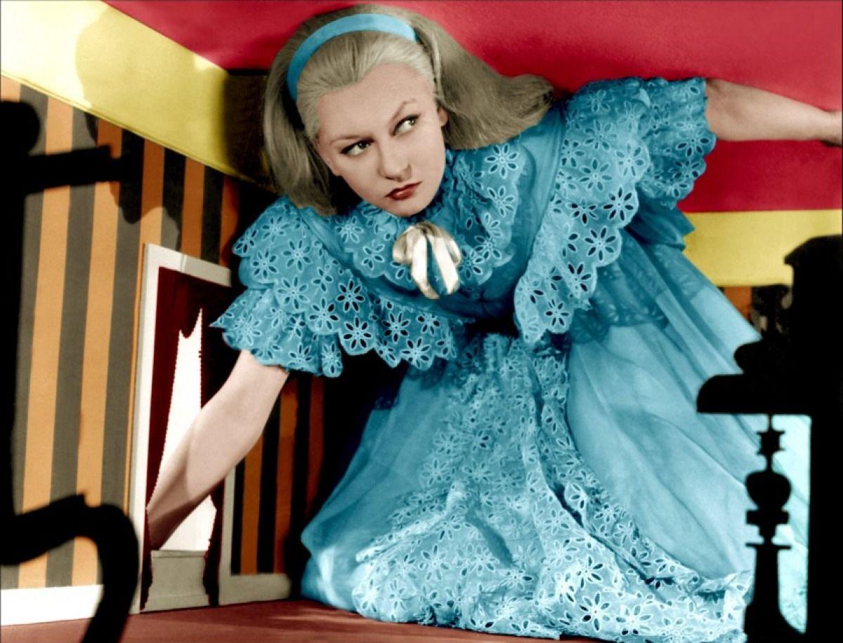Image result for Alice in Wonderland 1949