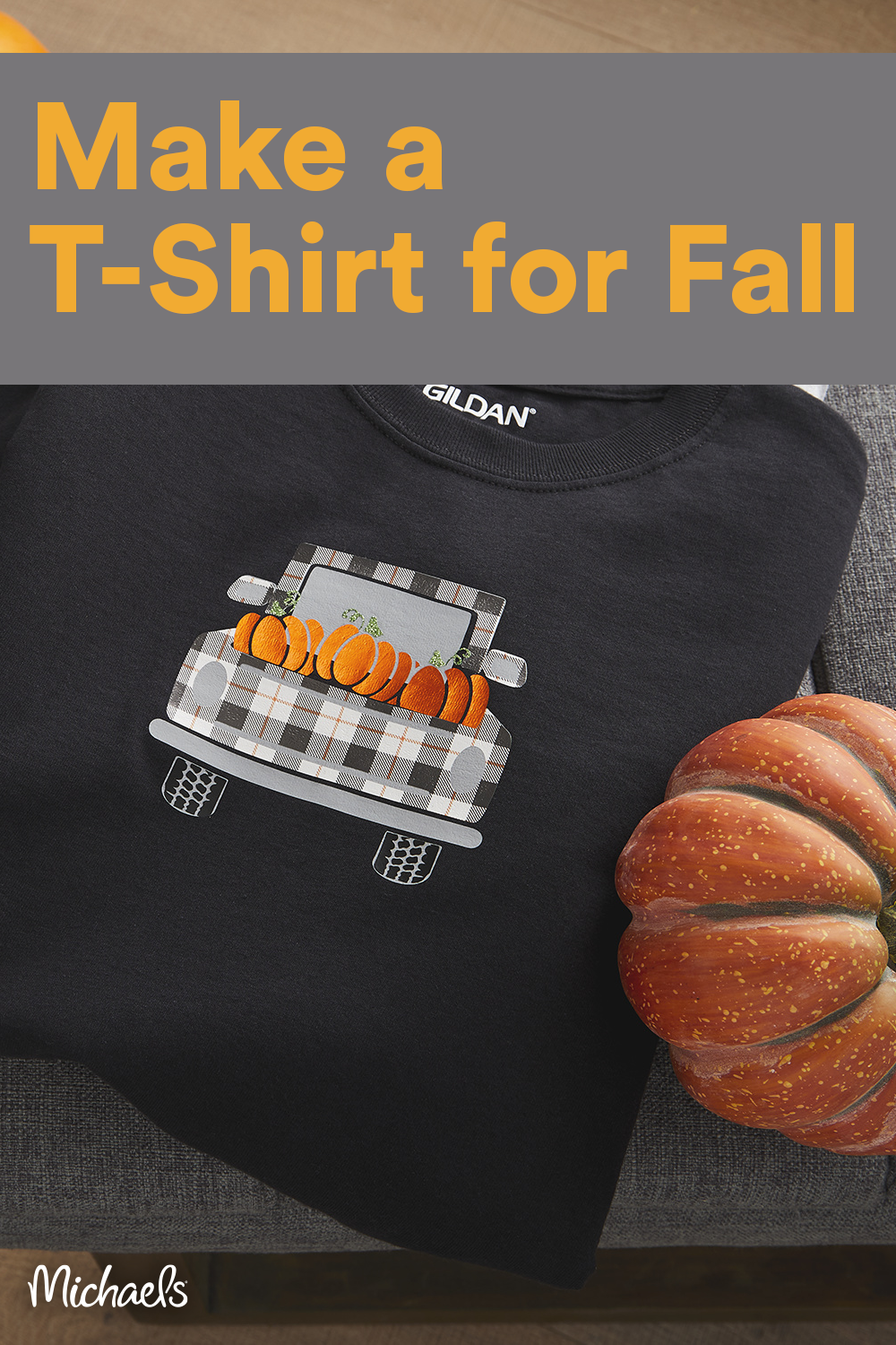 Fall Pumpkin T-Shirt Welcome fall and all things p