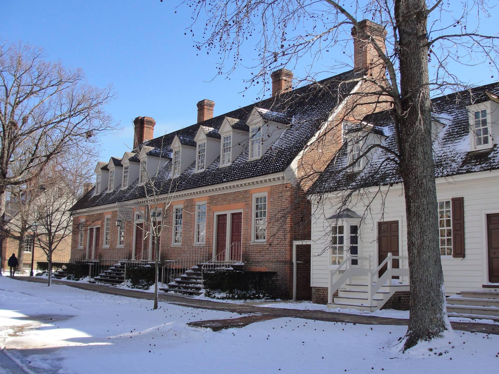 Capitol Building - Colonial Williamsburg, VA