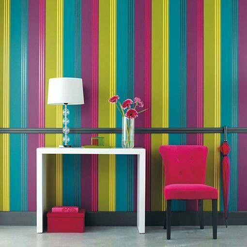 En pared larga | Seg. Habitación | Pinterest | Paredes largas y ...