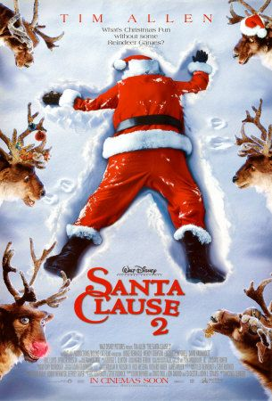 santa clause 2 authentic original x movie poster shop for blu ray dvd and movie themed products - Books About Santa Claus 2