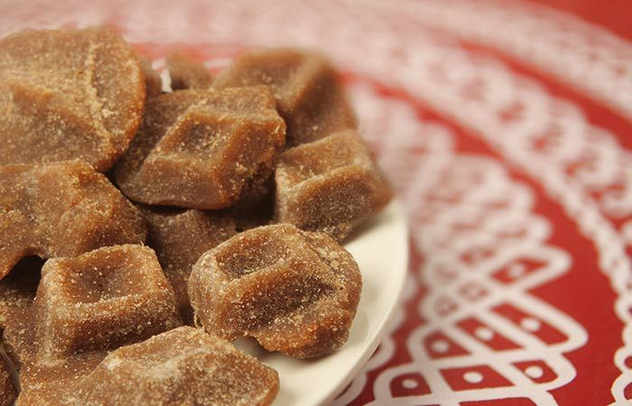10. Palm Jaggery For PCOS