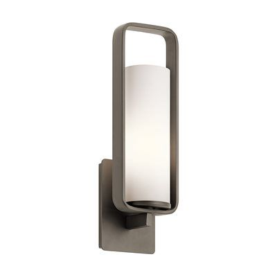 Gallery For Photographers Shop Kichler Lighting City Loft Single Light Wall Sconce at Lowe us Canada Find our selection of wall sconces at the lowest price guaranteed with