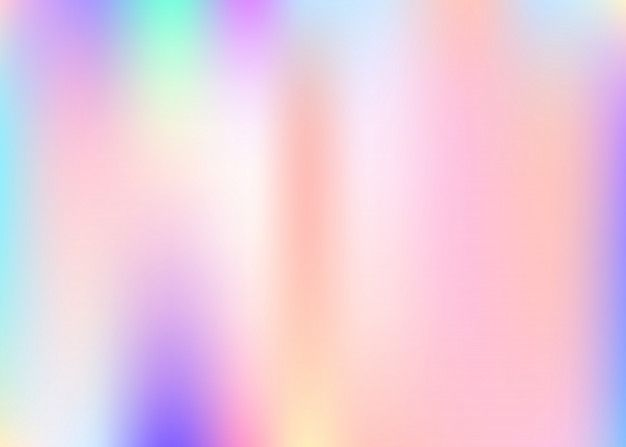 Holographic abstract background. Premium... | Premium Vector #Freepik #vector #background #abstract #light #shapes