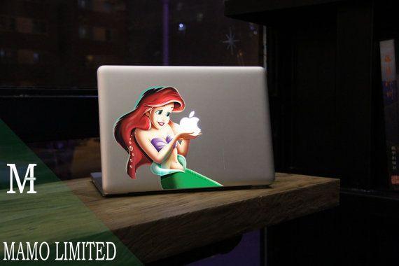 Disney Macbook Decals Macbook Stickers Macbook Skin Mac Cover Vinyl Decal for Apple Laptop Macbook Pro Macbook Air Skin Apple Macbppk
