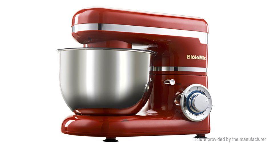 164 95 Biolomix Nm6178 Multifunction 1200w Kitchen Stand Mixer