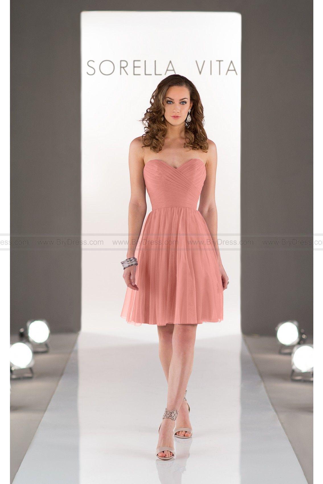 Sorella Vita Elegant Cocktail Dresses Style 8485 by baiqiu1415 ...